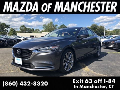 Pre-Owned 2020 Mazda6 Grand Touring Reserve